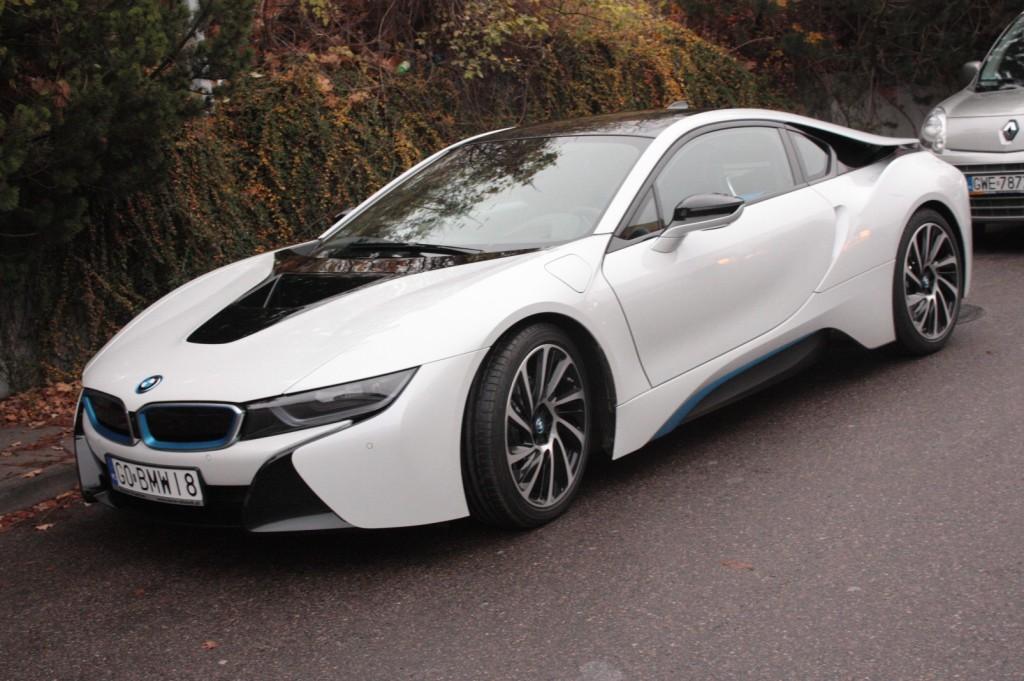 BMW i8 M Łowejko 6