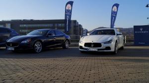 Maserati w Gdańsku (2)