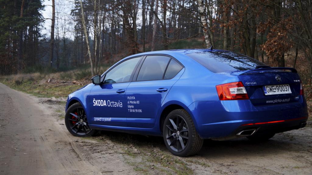 Skoda Octavia RS (1)