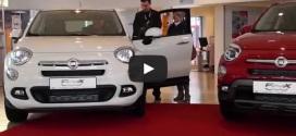 Przedpremierowy pokaz Fiata 500x