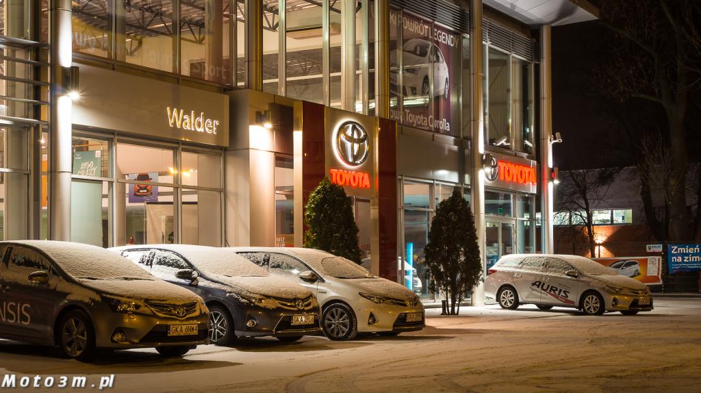 Toyota Walder z Rumi otrzymała 140 punktów