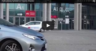 Hybrydowy tydzień w Toyota Walder TV