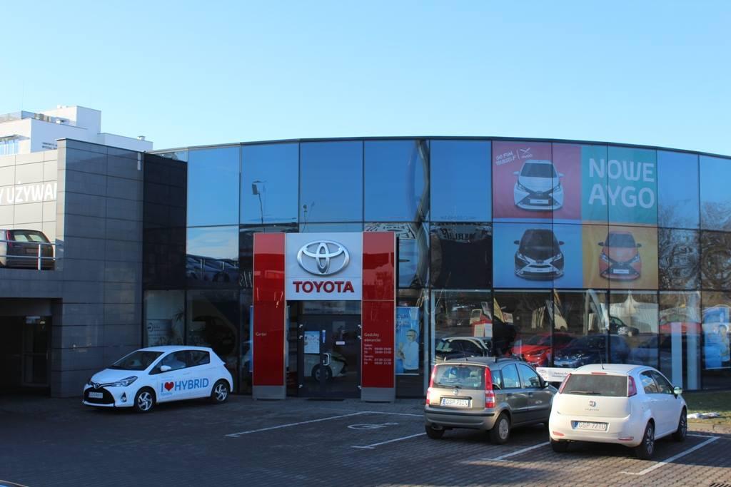 Fot. Toyota Carter