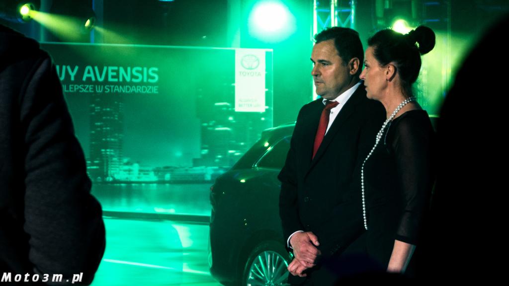 Teresa i Roman Walder - właściciele salonu Toyota Chwaszczyno
