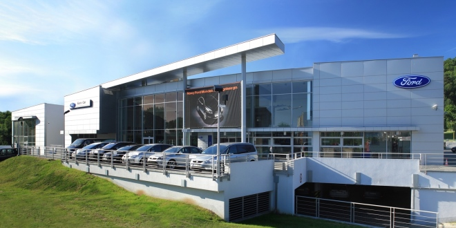 Ford Store Nowy Wymiar Satysfakcji Klienta M In W Euro Car W