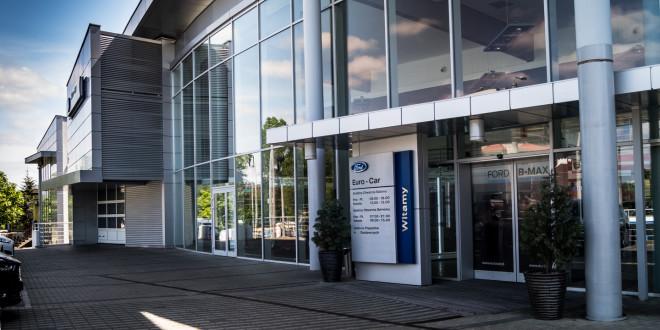Multimedialny Salon Ford Store W Euro Car Gdynia Moto3m Pl