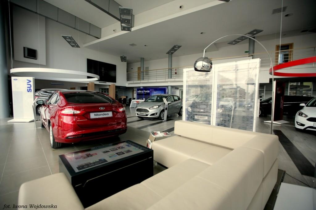 Fot. Ford Euro-Car