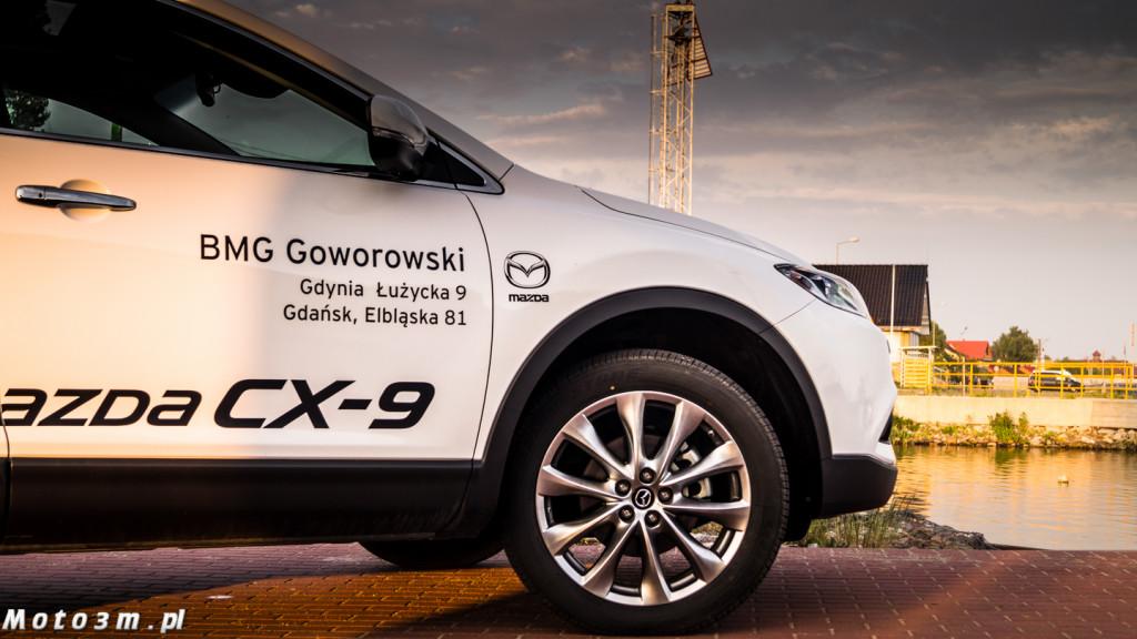 Mazda CX-9 BMG Goworowski test-07617