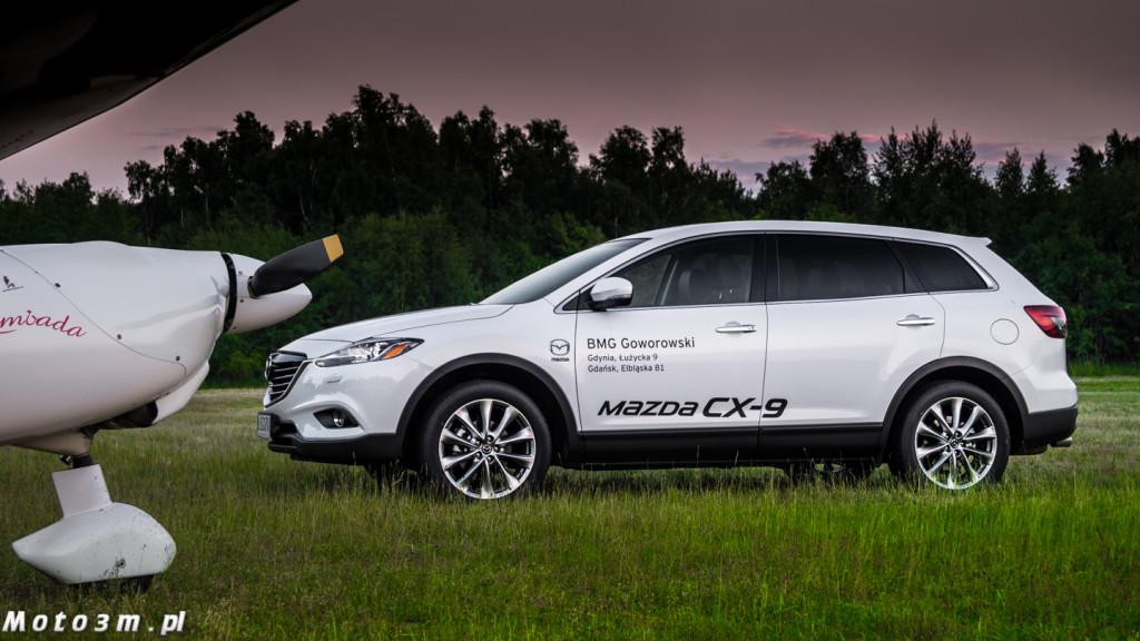 Mazda CX-9 BMG Goworowski test-07656