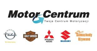 Motor Centrum nowe logo