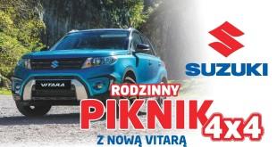 Piknik z nową Vitarą K&K Wojtanowicz