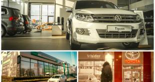 Liderzy rynku VW Skoda Toyota