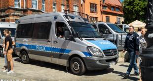 Policja radiowóz - 00676