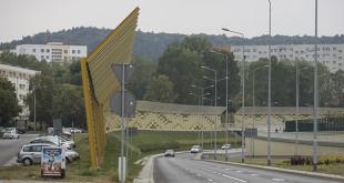 Gdańsk Żabianka. Zrealizowany odcinek Drogi Zielonej (Fot. Jerzy Pinkas)