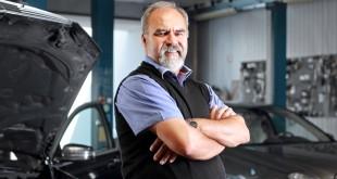 Szef Serwisu Mercedes-Benz Witman Ryszard Walkusz (fot. Mercedes-Benz Witman)