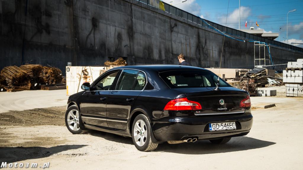 Służbowa limuzyna prezydenta Pawła Adamowicza-01897