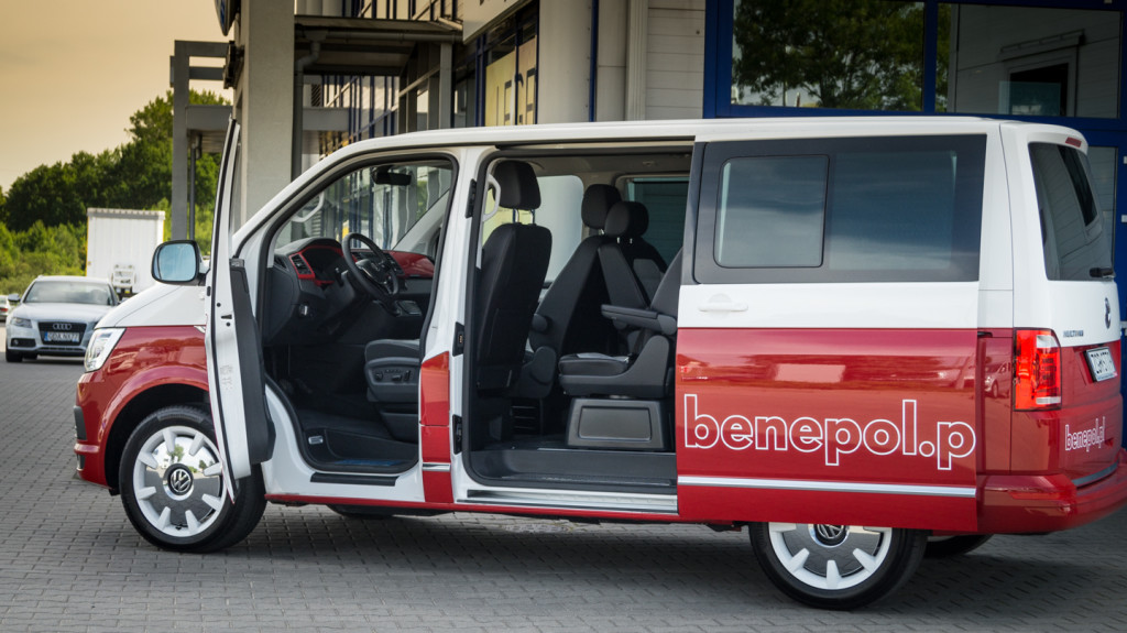 Volkswagen użytkowe Benepol-02118