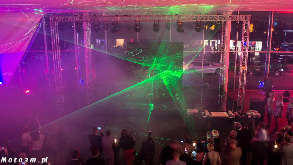 Spektakl świateł to jedna z atrakcji przygotowanych przez organizatorów