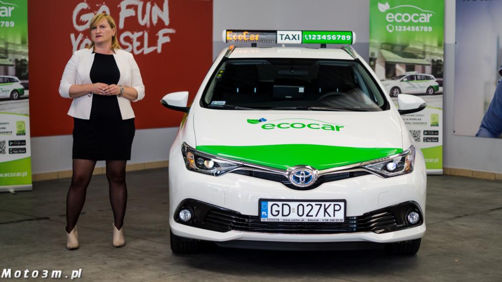 Aneta Ogrodniczek, Prezes Zarządu Eco Car S.A.