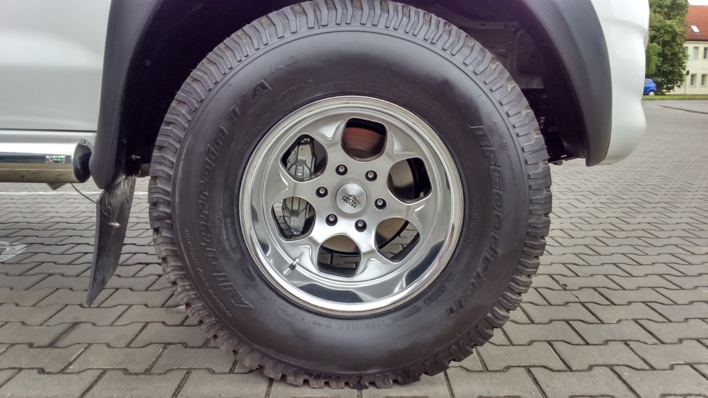Toyota Hilux Arctic Carter 2