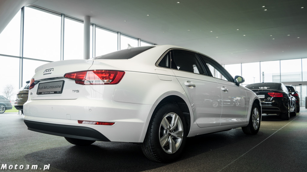 Nowe Audi A4 w Audi Centrum Gdańsk-06591