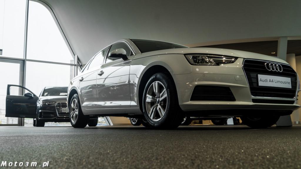 Nowe Audi A4 w Audi Centrum Gdańsk-06600