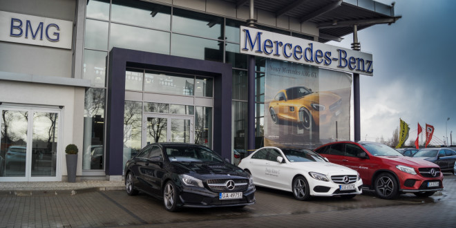 BMG Goworowski Mercedes wyprzedaż 2015-07610