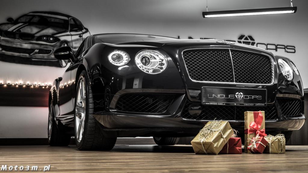 Bentley Continental GT V8 (659 000 zł)