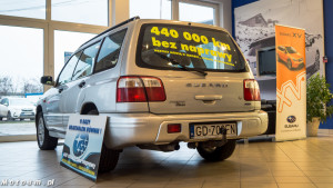 Klasyki w salonach - Subaru Zdanowicz-08217