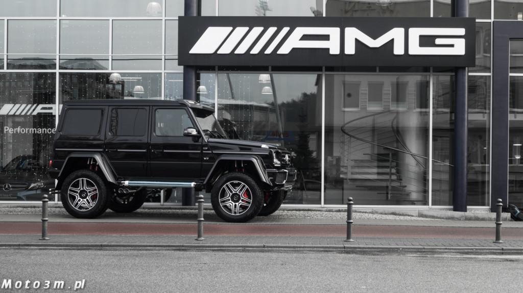 Mercedes G500 4x4 BMG Goworowski-08389