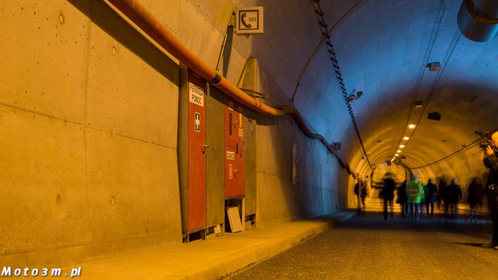 Tunel pod Martwa Wisła Gdańsk-08479