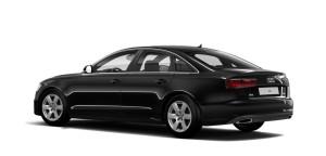 Audi A6 czarny Mythos