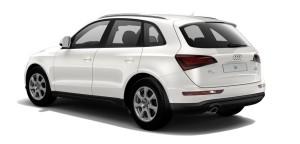 Audi Q5 biały Ibis