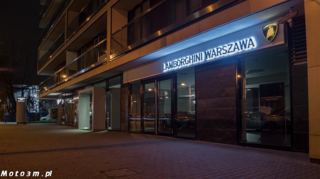 Lamborghini  Warszawa salon-07036
