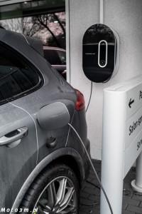 Stacja ładowania elektrycznych samochodów Porsche Sopot-09229