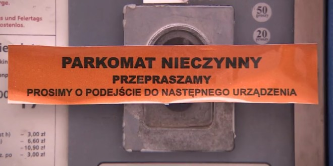 parkometr gdańsk