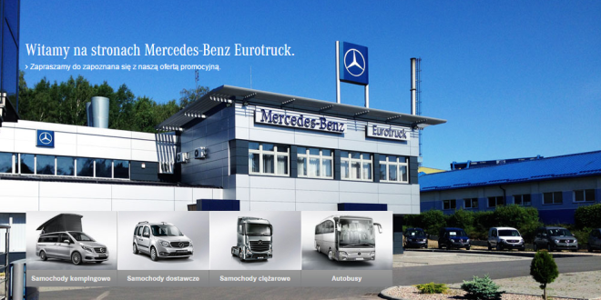 Fot. eurotruck.mercedes-benz.pl