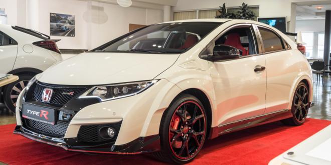 Honda Civic Type-R w Auto Gdańsk-09700