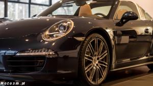 Porsche 911 Targa 4S Wojciech Modest Amaro Sopot-00053