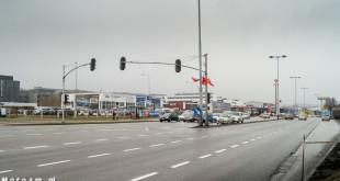 Ulica Gdańska, ruch drogowy-09262