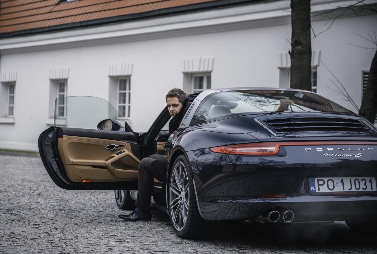 Porsche 911 Targa 4s Wojciecha Modest Amaro Na Sprzedaż W