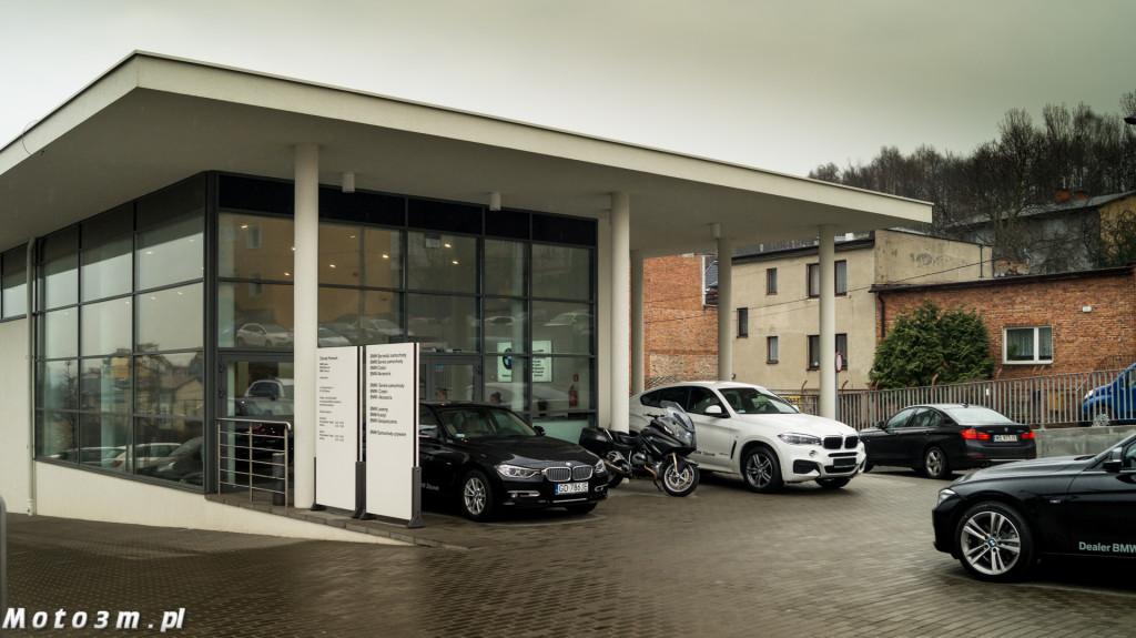 Salon BMW Zdunek w Gdyni