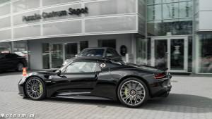 Porsche 918 Spyder Porsche Centrum Sopot-00196