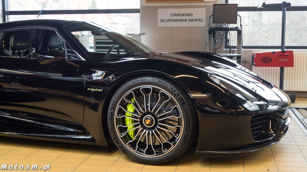 Porsche 918 Spyder Porsche Centrum Sopot-00204