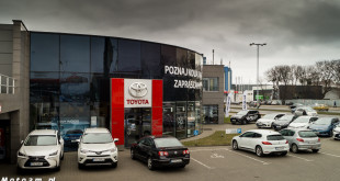 Salon Toyota Carter Gdańsk