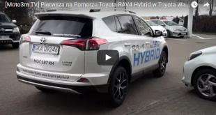Toyota RAV4 Hybrid wideo