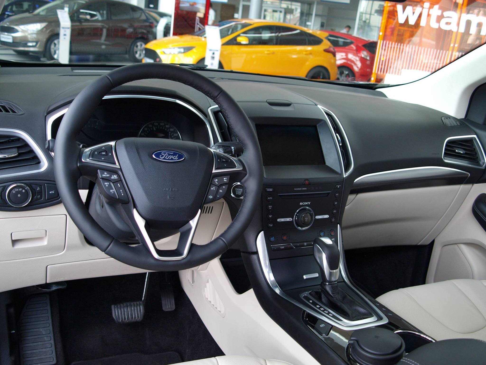 Nowy Suv Od Forda Zagoscil W Euro Car Gdynia Moto3m Pl