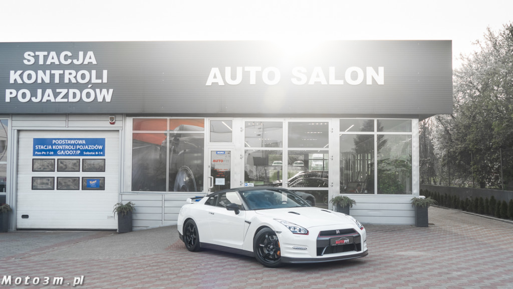 Nissan GT-R Track Edition Auto Fit-1100487