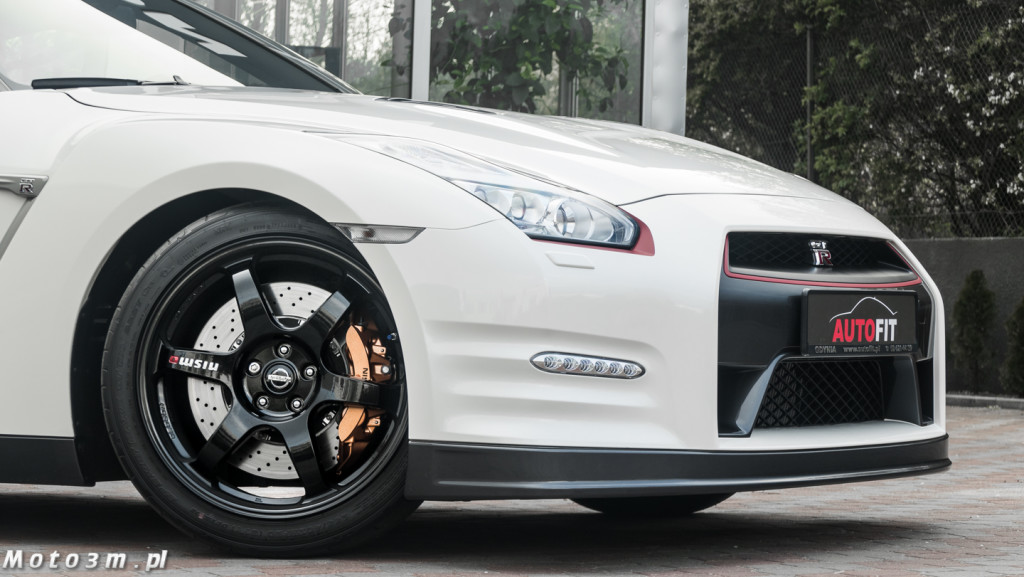 Nissan GT-R Track Edition Auto Fit-1100500