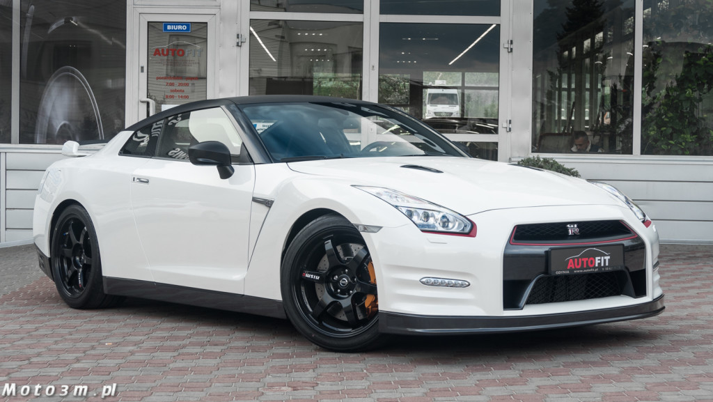 Nissan GT-R Track Edition AutoFit-1100484